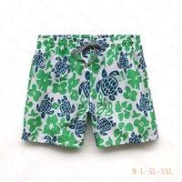 hombre verano nadar corto vilezaquin bermudas playa ropa tortugas más reciente verano casual pantalones cortos hombres moda estilo hombre pantalones cortos