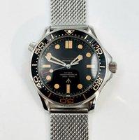 Top Marque Montres mécaniques automatiques 316L Sangle en acier inoxydable Sangle Célèbre designer Mens Montre Time Time Horloge