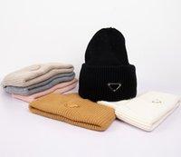 Gestrickte Mütze Mütze Mode Straße Mann Frauenkappen Warme Winter Eimer Hut Komfortable Wärme 6 Farbe Hohe Qualität