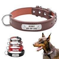 Animal de estimação personalizado grande e durável do colarinho do cão, especialmente projetado para cães pequenos e médios e gatos em 4 tamanhos
