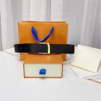 2021 Mode Schnalle Echtes Leder Gürtel Breite 3,8 cm 15 Arten Hochwertige Qualität mit Box Designer Männer Frauen Herren Gürtel AAA6688