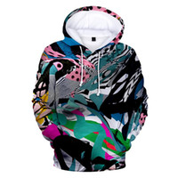 Luxus Schöne Texturen 3d Hoodies Sweatshirts Männer / Frauen Casual Bunte Hoodie Langarm Lustige Pullover Tops Männer