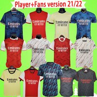 Arsenal عدد المعجبين للاعب 424 قميص أرسنال لكرة القدم 20 21 22 ارسنال أوديغارد توماس بيب ساكا تيرني هنري ويليان 2021 2022 قميص كرة القدم مجموعات الأطفال