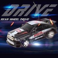 Мини-пульт дистанционного управления автомобиль может быстрыми скоростями гонки электрические четырехсторонние модели изысканные игры гонки для взрослых детей игрушечные подарки Q0726