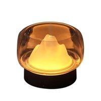 400 ml Umidificatore d'aria Spruzzatore automatico a 7 colori LED lampada notturna ad ultrasuoni Aromaterapia Essential Oil Aroma Diffusore per la casa