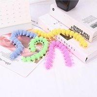 DHL 16 Knots Caterpillar Verlicht Stress Toy Fysiotherapie Releases Squeeze Toys Relief Sensory Fidget Tool Leuke Kinderen Volwassenen CA28