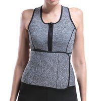 Women's Shapers Woman Sweating Neoprene Fitness Slimming Body Shaper Shapewear Sports Corset Thin Waist Trainer