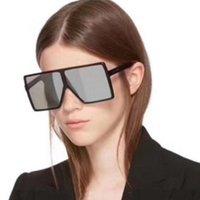 Стиль квадратные дамы ретро простые рамки солнцезащитные очки высококачественный дизайн классики