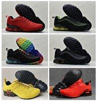 Olmak Gerçek Reox Erkek Koşu Ayakkabıları KPU Basketbol Ayakkabı Chaussures 2020 Örgü Örgü Trainer Zapatos Üçlü Siyah Beyaz Kadın Sneakers Öğrenci