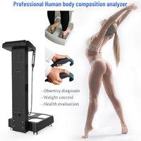 الرعاية الصحية رصد الدهون محلل معدات تركيب الجسم عناصر تحليل الوزن آلة