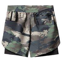 FACTORY OUTLET Brand Jeans and Pants Chrome / Hearts Shorts Tessuti da uomo Nuova formazione da uomo Doppia sportiva Doppia Sport Capris Trend Camouflage