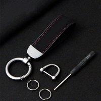 Porte-clés porte-clés porte-clés porte-clés porte boucle accessoires d'ornement pour Citroen C4 C1 C5 C3 C6 C8 DS C-Elysée V Auto