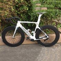 Branco UD Carrowter Conceito Bicicleta Fibra Fibra Completa Bicicleta Completa Bicicleta 105 R7010 ULTEGRA R8010 Groupset C64 V3RS Bike