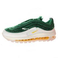 97 Zapato de deportes de césped de golf para hombres Zapatillas para hombre Zapatillas de deporte para hombre Zapatillas de deporte para mujer Sneaker Mujeres Entrenadores Atlético Chaussures CK4437-100