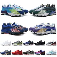 Nike Air Max Plus TN Plus 2 sintonizado 3 mens Sapatos de profundidade Royal Blue Cinza Valor Laser Neon Triplo Branco Mulheres Pretas Treinadores Sapatilhas