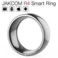Jakcom R4 Akıllı Yüzük Yeni Ürünü Erişim Kontrol Kartı Olarak Gettore DI SLEEL EMMC Okuyucu Rozeti RFID Klon