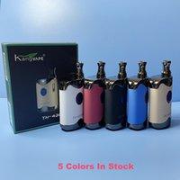 Kangvape 전자 담배 키트 0.5ml 510 스레드 마그넷 연결 카트리지 - 5 가지 색상이있는 5 색 5 색 5 색