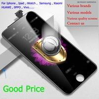 Различные бренды Панели, ЖК-дисплей Высокая яркости Пассы Солнцезащитные Очки Тестовые Сенсорный Дигитайзер Полный Экран Полная Собрание Замена для iPhone 6 6P 6S 6SP 7 7P 8 8P