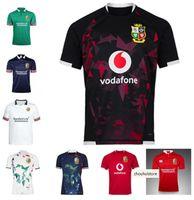 2021 British Irish Lions Rugby Jersey 21 22 Britannici Lion RugBys Camicia da allenamento Taglia S-5XL