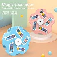 2021 juguete Pop Fidget Fidging de doble cara Gyroscepy Puzzle de descompresión juguetes Multi-color al por mayor