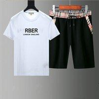 Lüks Tasarımcılar Elbise erkek Takım Elbise Moda Eşofman Spor Eşofman Ceket Hoodie 100% Pamuk Şort Jogging M-3XL # 26