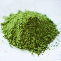 250g Yüksek Kalite AB Organik Çin Matcha Yeşil Çay Tozu Özel Etiketli
