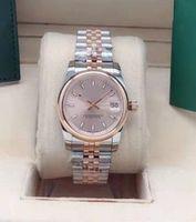 Женские часы 31mm Lady Mechanical Автоматические часы с легким наружным кольцом из нержавеющей стали наручные часы на наручных часовых часовых часовых
