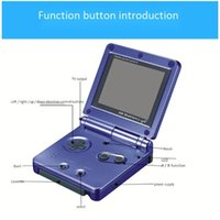 Portable Game Players 2.2 Inch Handheld Classic Console Mini Arcade Retro Electronic Suitable For 99 Built-In Games