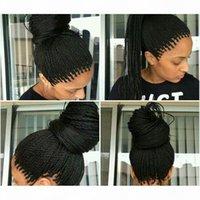 Синтетические волосы плетеные кружевные фронтские парики термостойкие синтетические парики извистки Лучшее качество Длинные синтетические плетеные кружевные парик