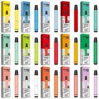 Flair Plus Tek Kullanımlık Vape E Sigaralar 800 Puffs Kalem Cihazları 3.5 ml Ön Dolgulu Pods Kartuşları Buharlaştırıcılar 550mAh Pil Buharı Esco Bars