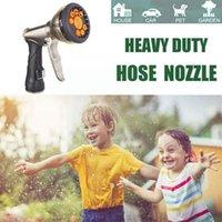 Watering Equipments High-Pressure Water Spray Gun Car Washer Hose Sprinkler Garden Bottle Cleaning S7N3