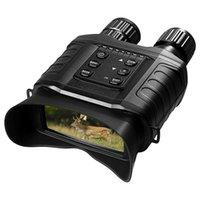 Telescope & Binoculars Night Vision 4X Digital Zoom IR Scope With 500m Full Dark Distance Camera Video Modes 32GB TF Card