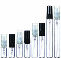 Bouteilles Emballage Bureau School Business Drop Drop Drop Drop Drop 2021 2ML L 5ml 10 ml de plastique / verre vides bouteille de pulvérisation recolable, petit par a
