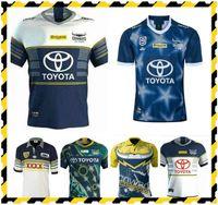 2021 2022 카우보이 25 년 기념품 럭비 유니폼 NRL 리그 저지 카우보이 20 21 셔츠 S-5XL 유니폼 최고 품질
