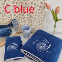 Microfiber Quickly Dry Hair Womens Absorbent Brand Multicolor Towel Household Bathroom 35*75cm 70*140cm