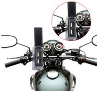 Handlebar motorcycle cell phone charger 12 24V Dual Usb 3.1A