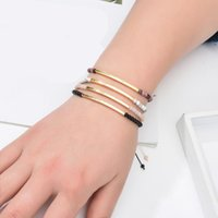 Charm Bracelets ZMZY 3mm Men Women Bracelet Fashion Couples Natural Stone Beads Femme & Bangles Love Luxury Jewelry