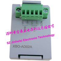 New and Original XBO-AD02A LS PLC 2 Channel Input Module Accessories