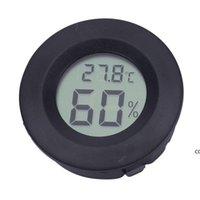 Mini LCD Thermomètre numérique Hygromètre Réfrigérateur Testeur de congélateur Température Humidité Humidité Detector Thermographe Outils d'intérieur DHF8820