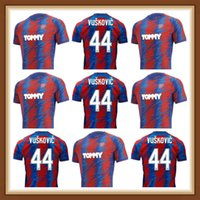 21 22 Hajduk Split Soccer Jersey Away 2021 2022 Simic Livaja Vuskovic Uniforme Bluk Educo Futebol Camisas Top Tailândia Qualidade Maillot de pé