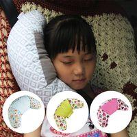 Seat Cushions Children Car Belt Side Sleeping Neck Pillow Shoulder Pad Nap Protective Travel