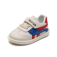 Baby Athletic Kids Shoes Girls Boys Sneakers Autumn Winter Toddler Footwear Casual Infant Sports Shoe Moccasins Soft Keep Warm B8568