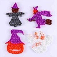 Dekompression Halloween Custom Limited Edition Armband Zappeln Spielzeug Sensorische Anti Stress Kinder Pädagogisches Lernen lustige Geschenke und Erwachsene Spielzeug