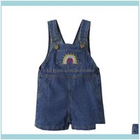 Jumpsuits&Rompers Jumpsuits Baby, Maternity & Clothing Fashion Toddler Kids Baby Girl Sleeveless Backless Strap Denim Overall Romper Jumper