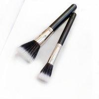 Duo Faser-Gesicht Make-up-Stipelplattenbürste 187/188 Große / kleine Mehrzweck-leichte Gesicht Pulver Foundation Blush Highlighter Beauty Cosmetic Tool