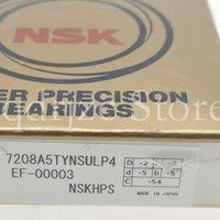 NSK Angular contact ball bearing 7208A5TYNSULP4 7208A5 SULP4 7208UCG GLP4 B7208-E-T-P4S-UL 40mm 80mm 18mm