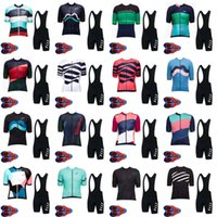 Maap Team Mens Verano Ciclismo Manga corta Jersey BIB Shorts Sets Ropa Ciclismo 9D Gel Pad Bab Thread Shorts Set F072304