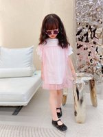 High quality Baby Kids girl dress Princess Lace Tulle Tutu Backless Gown Formal Party Dresses for 2-12years