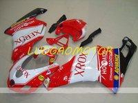 Bodywork Injection Fostings Kit Verkleidungskits für Ducati 999 749 999s 749s Cowlings 2005 2006 05 06 KOSTENLOSE Benutzerdefinierte Geschenk NICHT BACK ABDECKE Weiß Schwarz Rot gut
