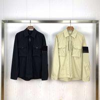 Designers Hommes Jacket Luxurys Sweat Hoodie Vestes Mode Winthercoats Coutant de coupe-vent d'extérieur Streetwear S8183